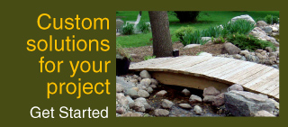Custom solutions for your project